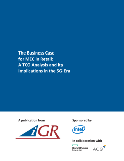 Multi-Access Edge Computing (MEC) in Retail